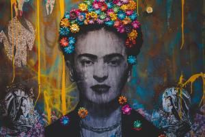 Napoli: Frida Kahlo e la prima mostra interattiva