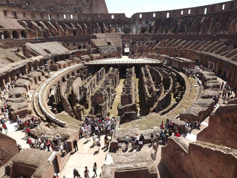 Arena dei gladiatori