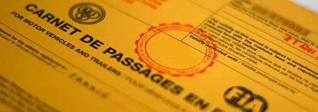 Carnet de Passages