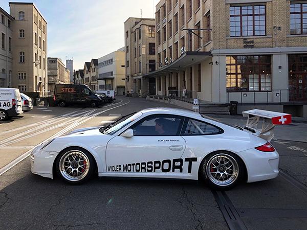 Porsche 911 GT3 CUP II 3.8
