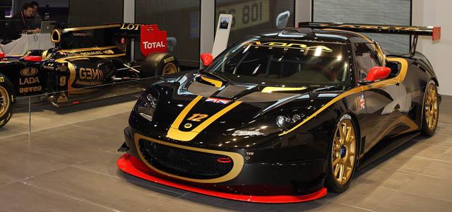 Lotus T124 Evora GT Concept