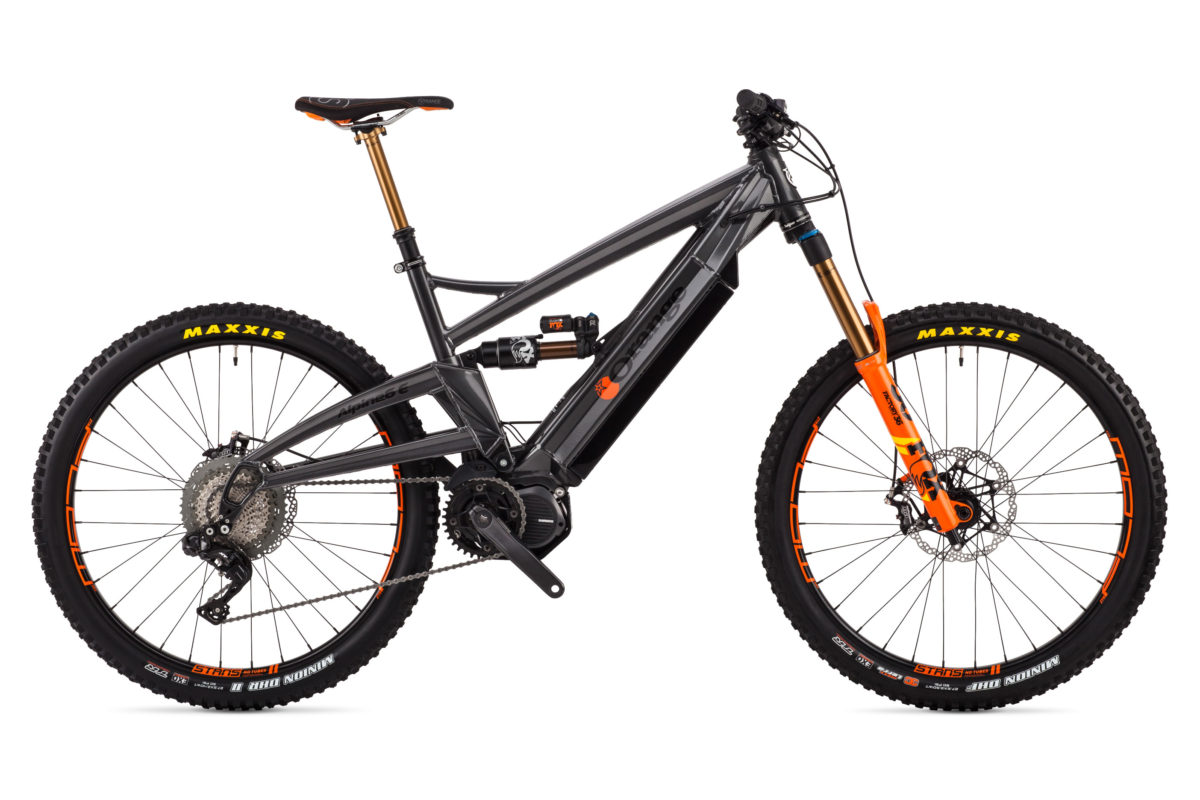 Orange Mountain Bikes