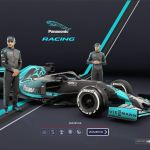 Jaguar Racing Formula 1 Team My Team Fantasy Livery Racedepartment