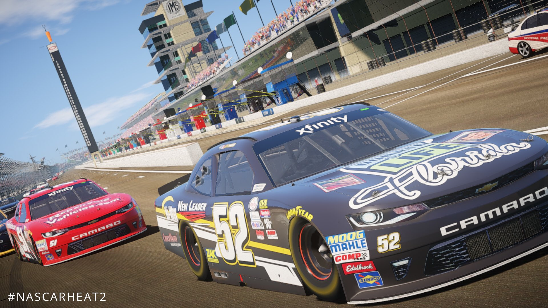 NASCAR Heat 2 First Dev Diary Released RaceDepartment