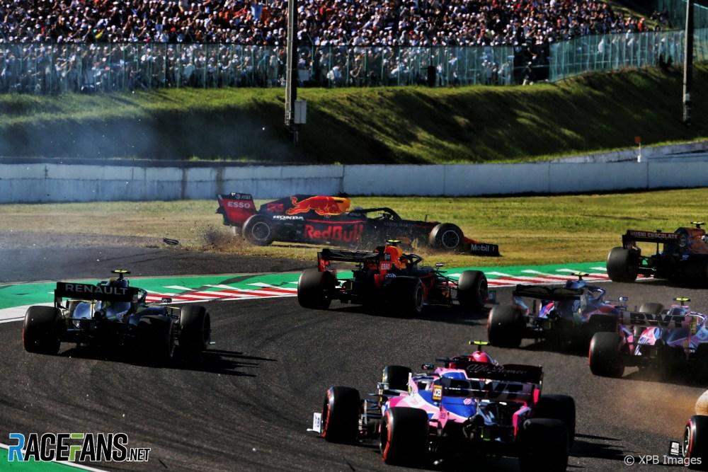 Max Verstappen, Red Bull, Suzuka, 2019