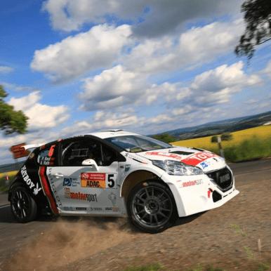 Philipp Knof – Deutsche Rallye Meisterschaft