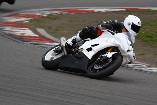 Renntraining Nürburgring Yamaha R6, Bild 002