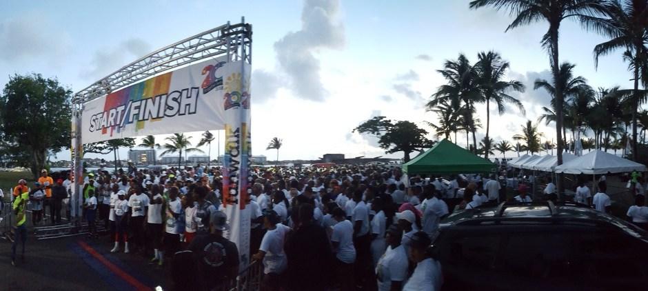 Atlantic Medical 5k 10k Nassau Bahamas