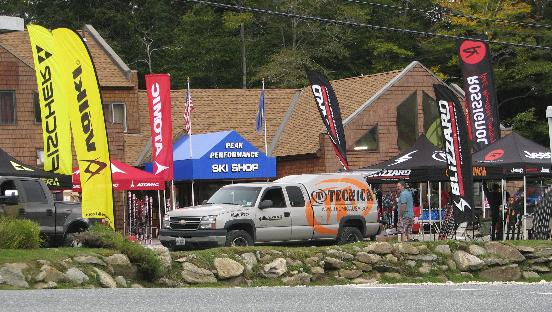 2010 Race Day at Peak Performance Ski Shop