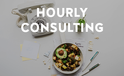 Hourly Nutrition Consulting