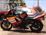 Honda CBR 600 F3 PC31 Honda Race Aitor Jimenez