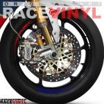 Racevinyl Triple HRC BMW
