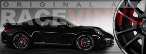 Racevinyl Porsche 911 carrera s cayenne panamera boxter vinilo cromado