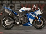 Yamaha YZF R1 Racevinyl rim stickers