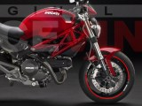 Ducati Monster 696 - Racevinyl color catalog.