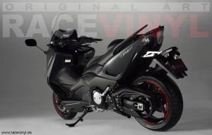 Wallpaper 03 TMAX T MAX 125 250 530 adhesivo pegatina vinilo llanta rueda moto sticker vinyl rim stripe