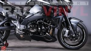 Racevinyl SUZUKI Bking 02 1300 gsx 1300 vinilo pegatina adhesivo llanta tuning moto rueda bandas stripe rim vinyl sticker stripes bike wallpaper