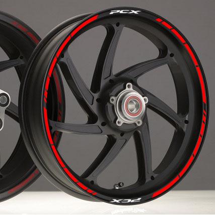 bandas-speed-honda-pcx-factory-racevinyl-vinilo-llanta-rueda-pegatina-adhesivo-tuning-vinyl-sticker-rim-kit-stripe