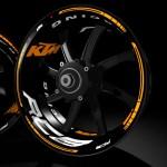 Pegatinas para llantas Kit PRO KTM RC8