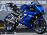 Rim stickers Yamaha YZf R6 Kit PRO