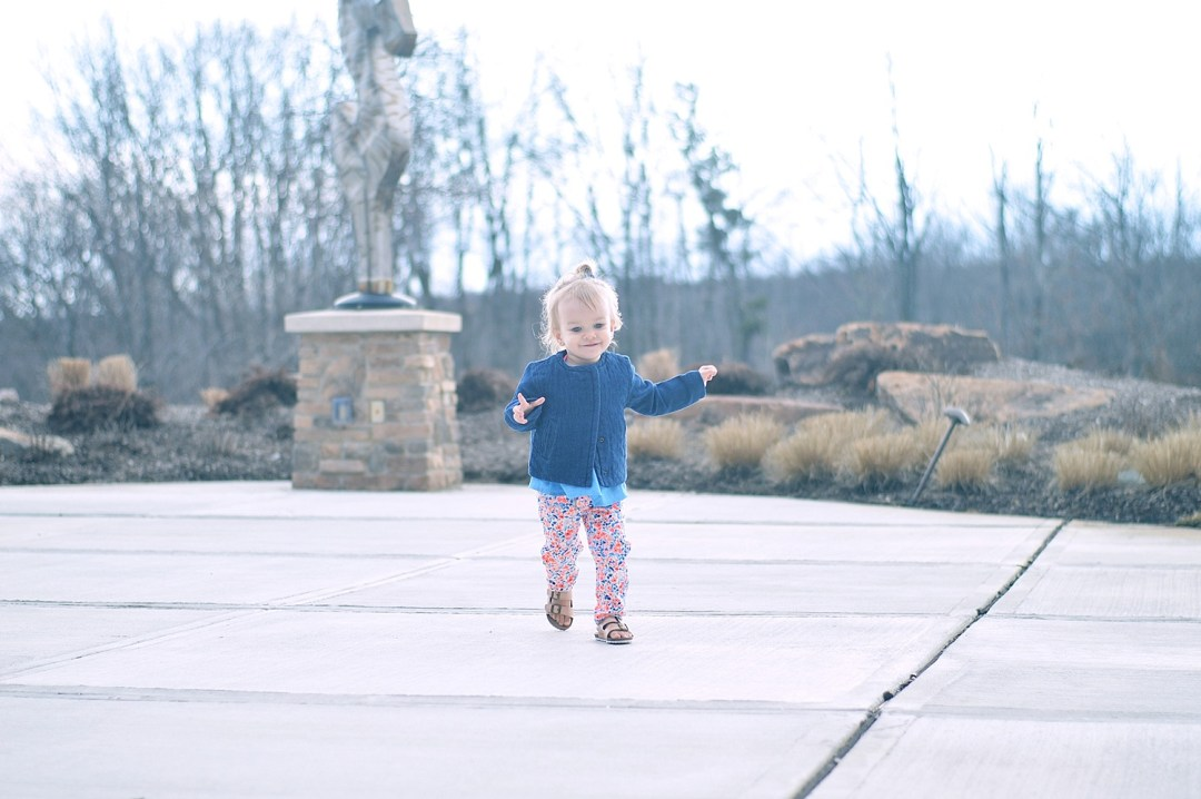 Spring Fashion for Toddler Girls with OshKosh by Rachael Burgess
