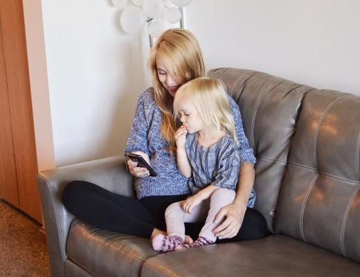 Educational Apps For Toddlers by lifestyle blogger Rachael Burgess