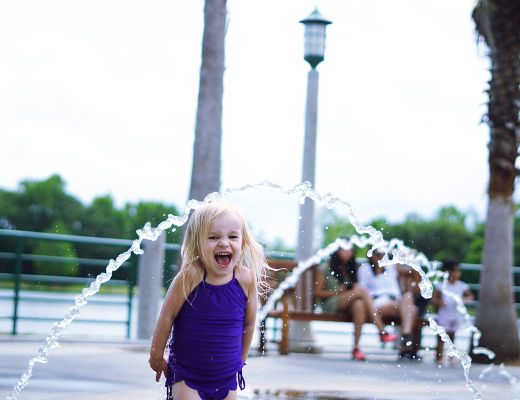 Visiting Celebration Florida by Rachael Burgess