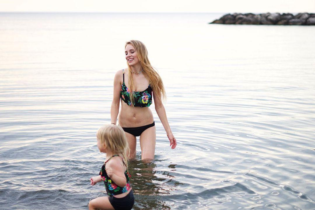 Wet Skin Moisturizer for Dry Skin this Summer by Rachael Burgess