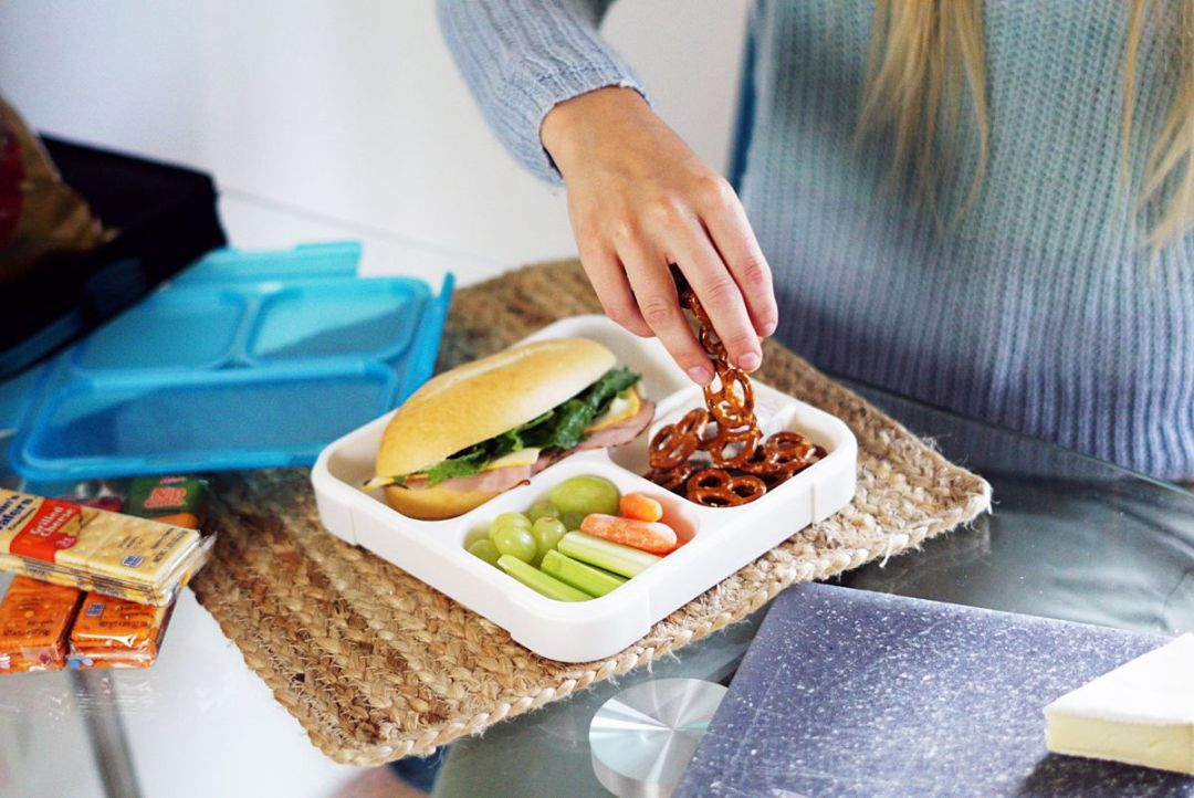 Easy Work Lunch for Husband | Rachael Burgess