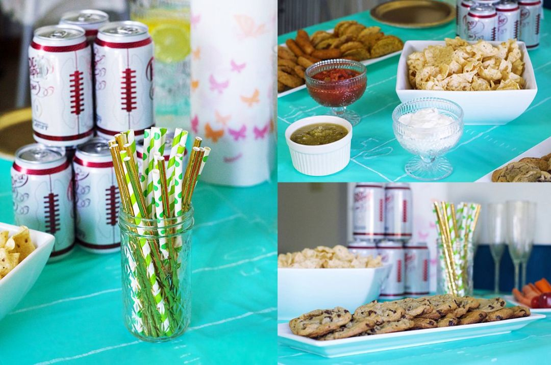 Homegating How To Big Game | Rachael Burgess