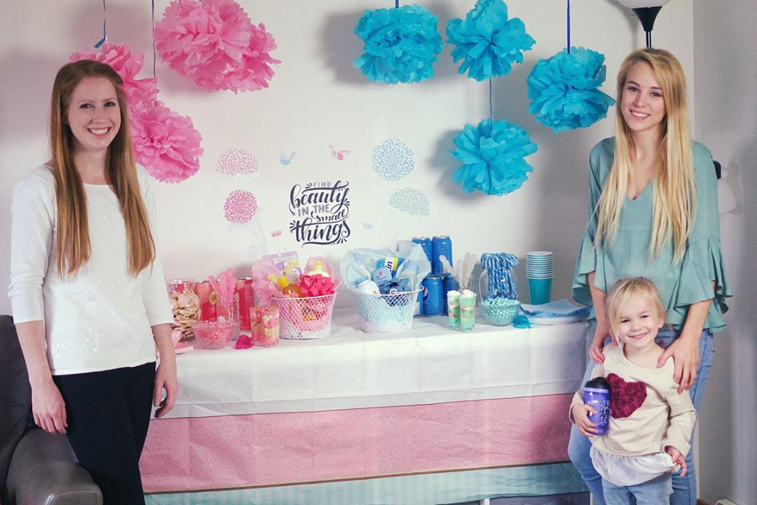 Host a Joint Baby Shower for Girl and Boy| Rachael Burgess