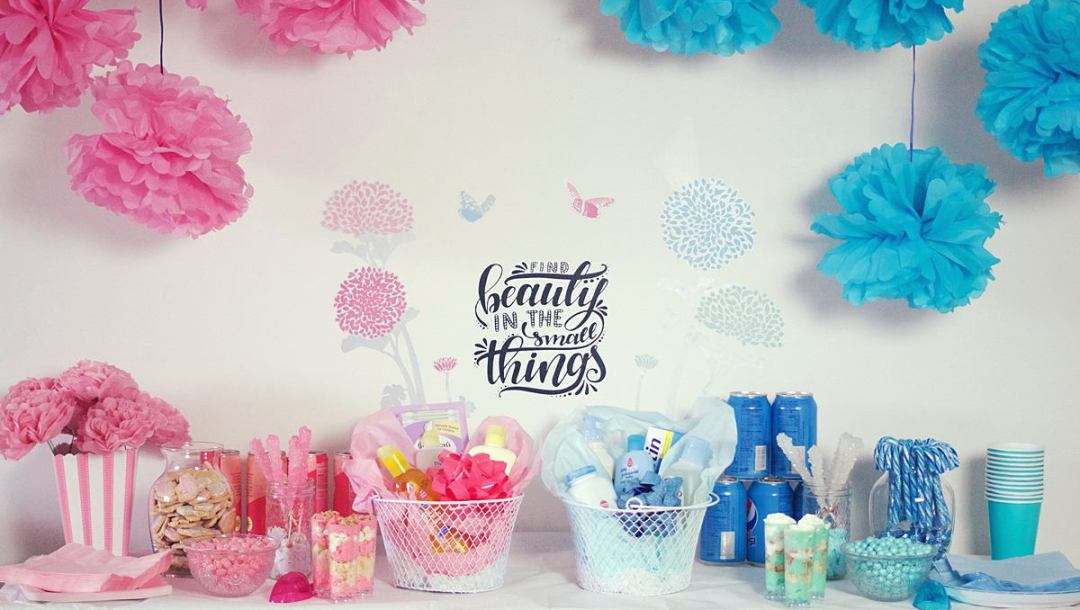 5 Easy Steps To Host A Joint Baby Shower For A Girl And Boy Rachael B