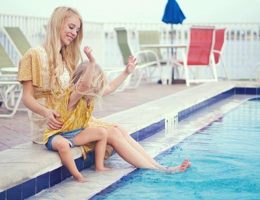 Sailport waterfront suites review | Rachael Burgess