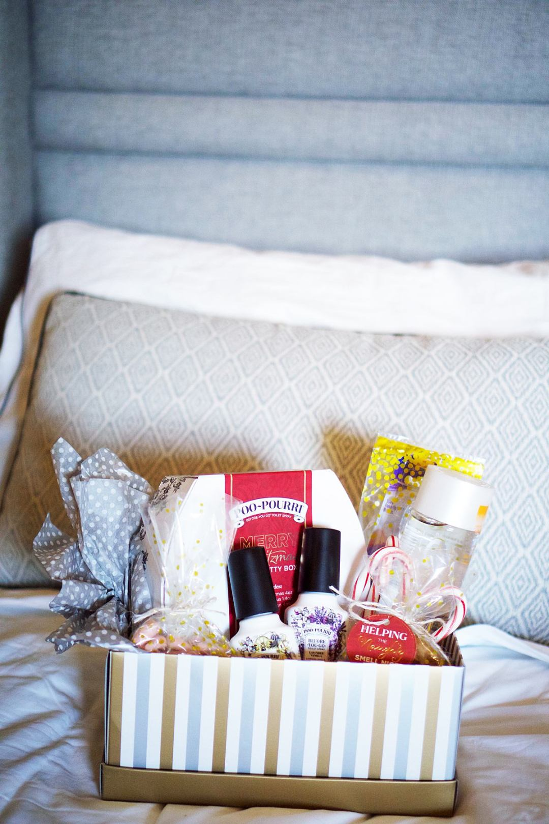 Holiday Hosting Welcome Gift | Rachael Burgess