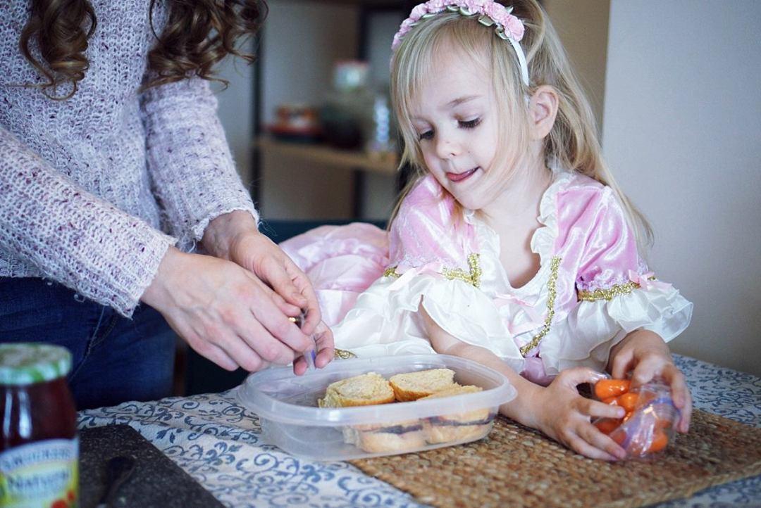 Back to School Lunch Ideas for Little Kids! | Rachael Burgess