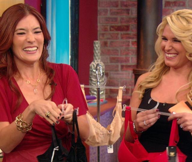 Cake Boss Ladies Get Bra Makeovers Rachael Ray Show
