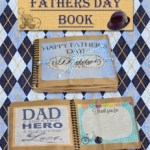 Fathers Day Paper Bag Books