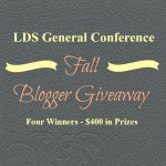 General Conference Giveaway!