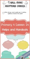 Chicken Scatch N Sniff Primary 4 lesson 24