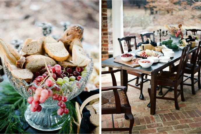 wedding  Pursell Farms Wedding Planner Luncheon