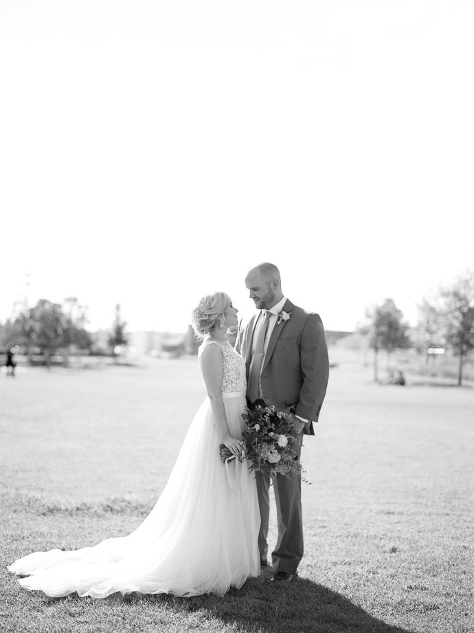 wedding  Elegant B&A Warehouse Wedding