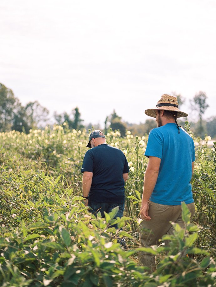 Lifestyle Travel  Farm Visit With Chef Chris Dupont