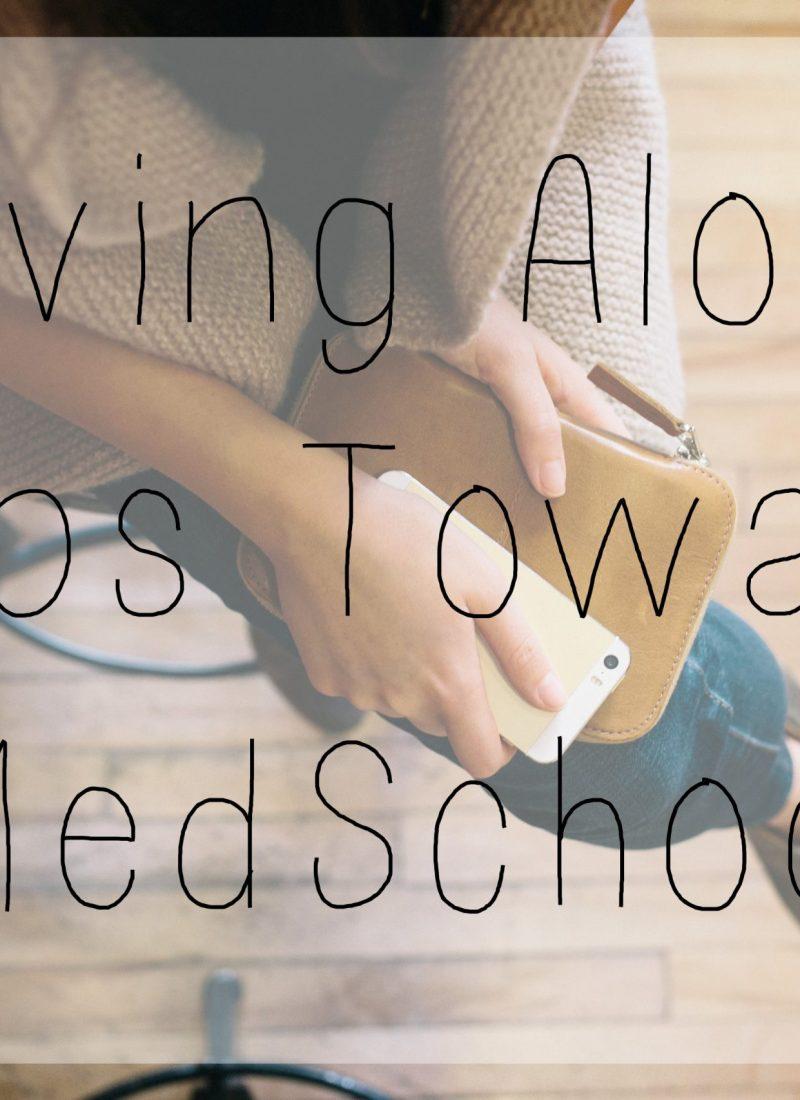 Moving Along: Steps Towards Medschool