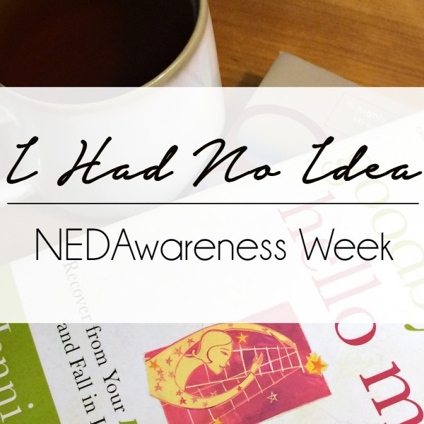 Choosing Human talks about NEDA, Eating Disorders and NEDAwareness week