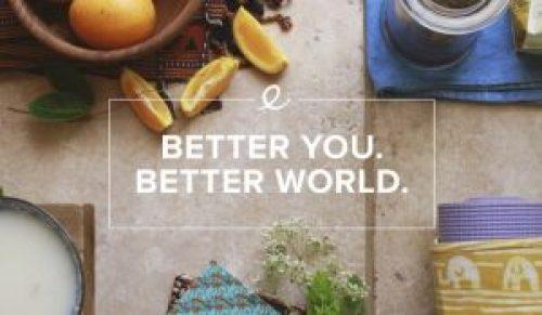 Join the Enrou #BetterYouBetterWorld