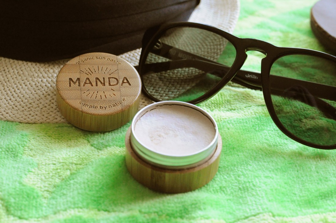 Must Have for a Caribbean Vacation: Manda Sun Paste
