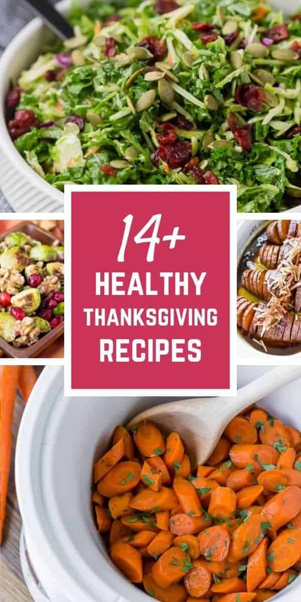 Looking forward to holiday cooking but dreading the scale afterwards? Enjoy these practically guilt-free healthy Thanksgiving recipes!