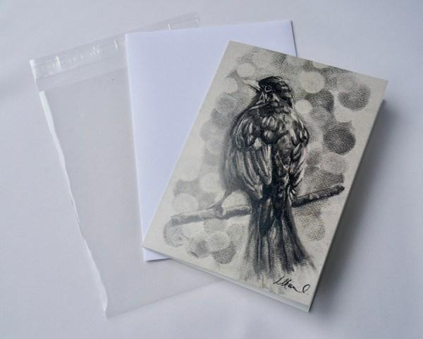 Blackbird Card 2