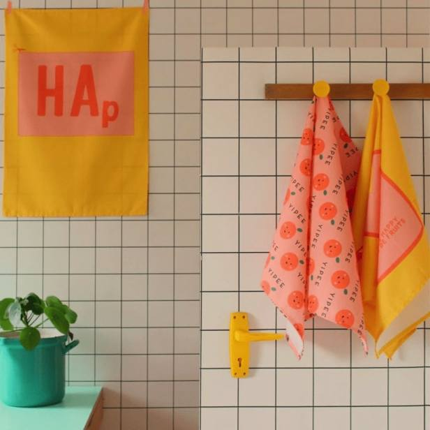 Rachel Powell tea towels