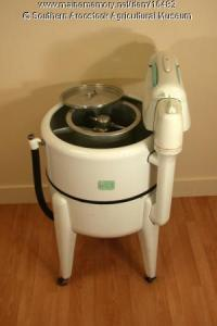 Maytag Washing Machine with Butter churn attachment